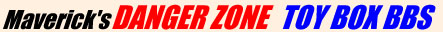 DANGER ZONE TOY BOX BBS